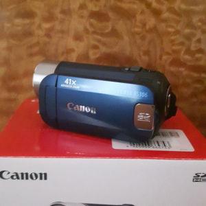 Αμεταχείριστη camera CANON  LEGRIA FS 306