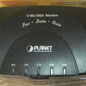 Planet V.90/56K modem