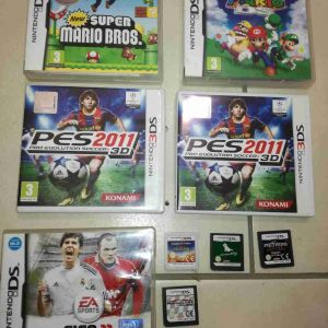 Παιχνιδια DS-PSP-3DS. Τιμες στην περιγραφη