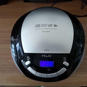 Felix FCD-3916 ΚΑΙΝΟΥΡΙΟ ΕΧΕΙ ΛΕΙΤΟΥΡΓΗΣΕΙ ΕΛΑΧΙΣΤΑ
