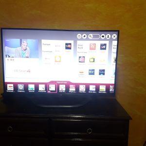 """Τηλεόραση lg smart 42"""" wifi, HD, αγορασμενο πριν 5 μήνες"""