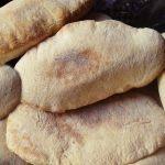 Ψωμάκια -Πιτάκια  σάντουιτς ,πλάσιμο