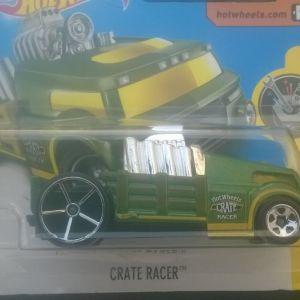 Hot Wheels Crate Racer - Καινούργιο στο κουτί του