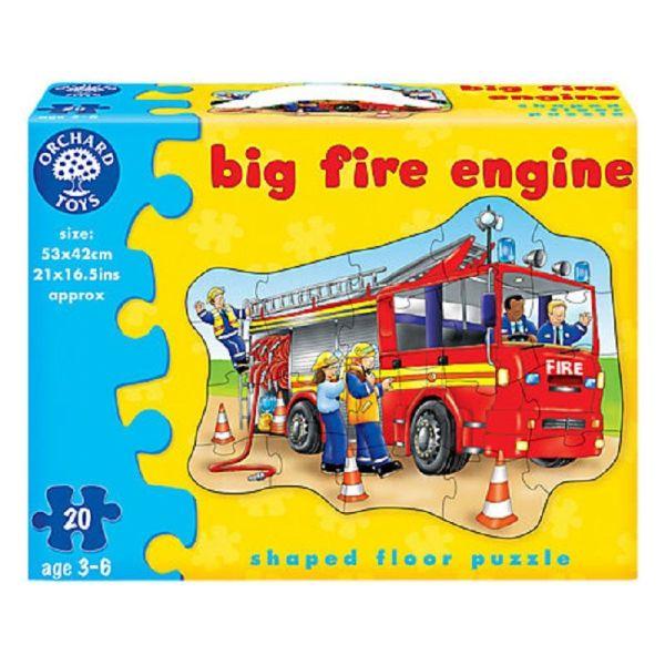 b8cdaa448c9 Orchard Toys Big Fire Engine Puzzle - αγγελίες σε Θεσσαλονίκη ...