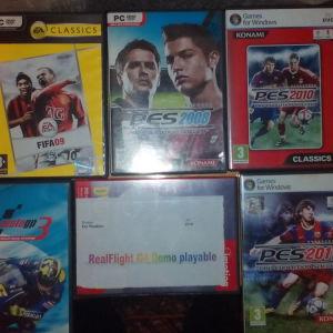 PC GAME'S & ΚΑΡΤΑ ΓΡΑΦΙΚΩΝ