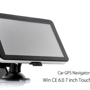 GPS 7 Ιντσων - Ευρωπαικοι Χαρτες - IGO Primo NAV
