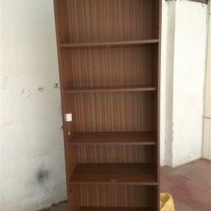 Βιβλιοθήκη ξύλινη