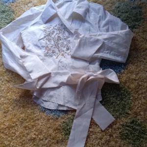 Γυναικείο πουκαμισο από ταφτα