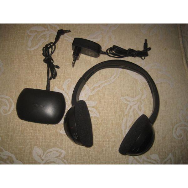 asirmata akoustika PHILIPS SHC1300/00 BLACK