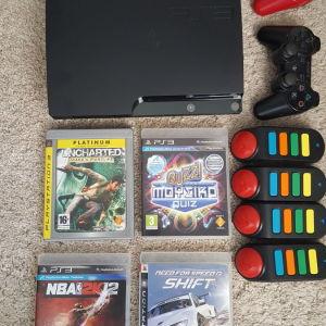 Playstation 3 Slim 250GB