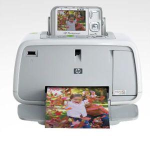 Φωτογραφική μηχανή & Εκτυπωτής Φωτογραφιών HP PhotoSmart A444