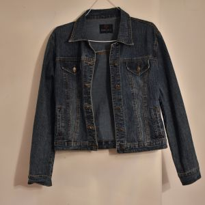 Denim jean jacket Miss Lily