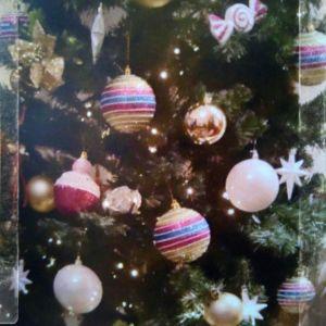 Χριστουγεννιατικο δεντρο 1.80 πλαστικο