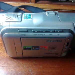 Κάμερα SAMSUNG DV  VP-D101 σε άριστη κατάσταση (στο κουτί της)