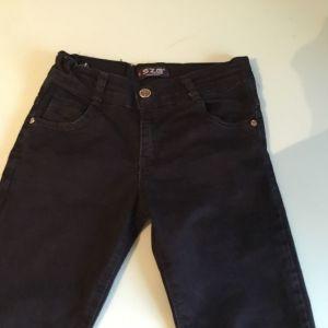 8-9 χρόνων μπλε σκούρο τζιν
