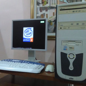 ΥΠΟΛΟΓΙΣΤΗΣ RETRO-VINTAGE - Pentium 4