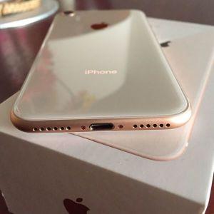 iphone 8 rose gold 64gb ,σφραγισμενα παρελκομενα ,4 μηνων infoquest , ανταλλαγη με iphone 8 black ,η 620 €