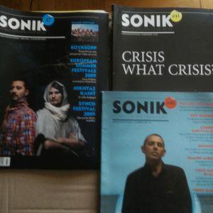 Περιοδικά sonik