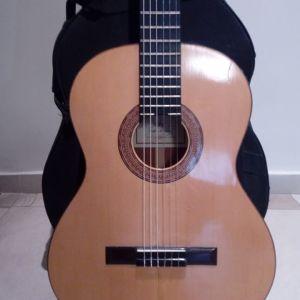 Κλασσική κιθάρα, χειροποίητη