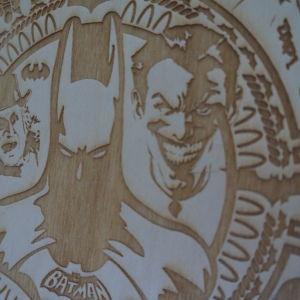 DC hero wheel