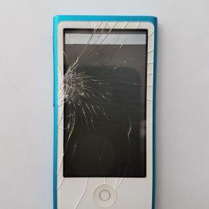 Ipod Nano 7 16Gb με σπασμένη Lcd και Digitizer.