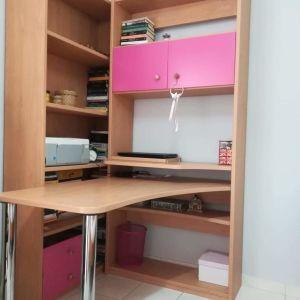 Γραφείο - βιβλιοθήκη
