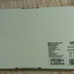 MLS Tablet iQTab Brave 3G