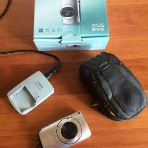 Φωτογραφική μηχανή Canon Ixus 300 HS