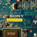 Sony vaio vgn-fz21m