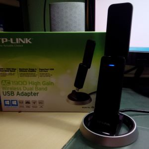 TP-Link netcard USB to Wireless Archer T9UH V1.0 1900 Mbps