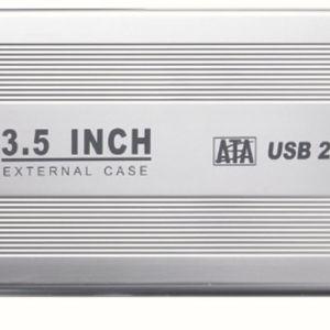 3.5 - 2.5inch Εξωτερική θύρα σκληρού δίσκου USB2.0 SATA σκληρού δίσκου HDD