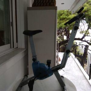 Στατικό ποδήλατο γυμναστικής