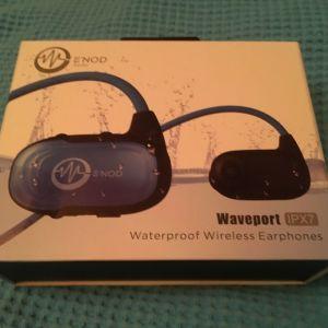 Waterproof Earphones - Waveport