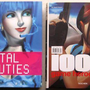 1000 Game Heroes / Digital Beauties