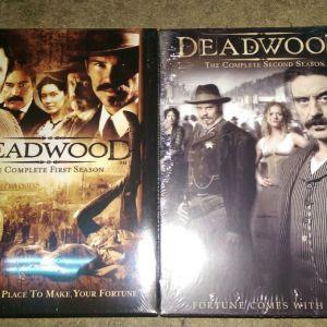 Σειρά DeadWood σεζόν 1-2