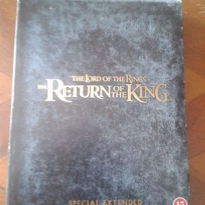 The Lord of the Rings: The Return of the King (4-DVD Set)