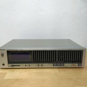 TECHNICS STEREO GRAPHIC EQUALIZER SH-8055