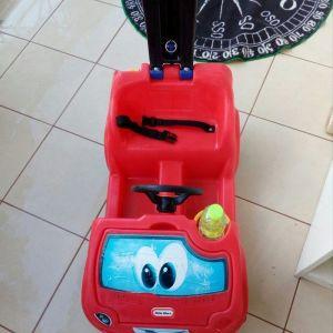 Little tikes αυτοκινητακι