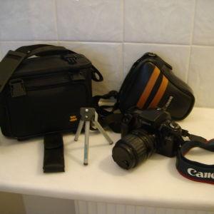 φωτογραφική μηχανή αναλογική Canon EOS ELAN