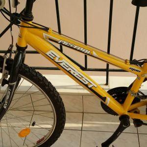 "EVEREST 24"" ποδήλατο με ταχύτητες μόνο 50 ευρώ."