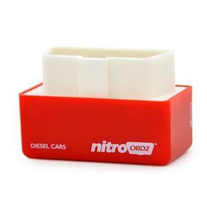Nitro OBD2 Ενισχυτης Κινητηρα Diesel