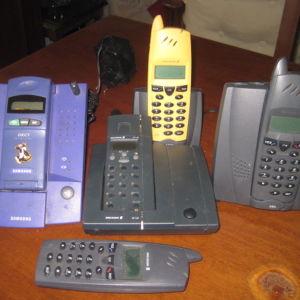 Ericsson DT 120- XA200-XA 260-SAMSUNG SP-R5050