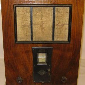 Ραδιόφωνο Eumig 133, του 1932