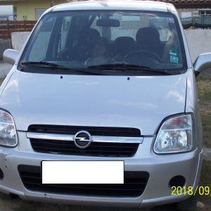 Πωλιται Opel Agila 1200 cc