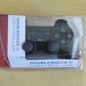 Doubleshock 3 ενσυρματο controller για ps3 και pc