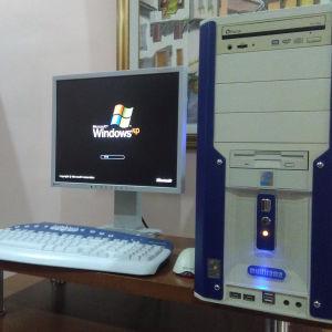 ΥΠΟΛΟΓΙΣΤΗΣ RETRO-VINTAGE - Multirama Pentium 4