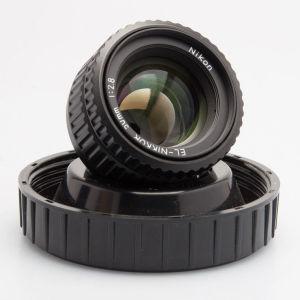 Nikon EL-Nikkor 50 mm 1:2.8