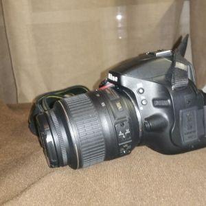 Nikon D5100 DSLR KIT – VR 15-55 – ΘΕΣΣΑΛΟΝΙΚΗ