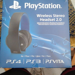 Wireless HEADSET sony for playstation