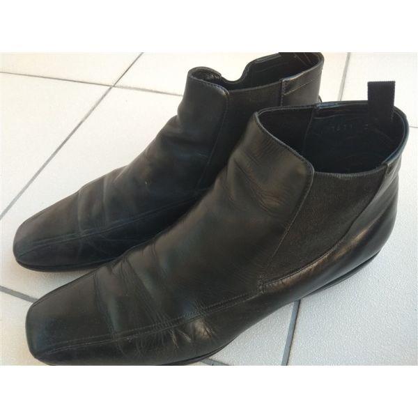 9a3fc641f4 μεταχειρισμενα Παπούτσια δερμάτινα Prada. papoutsia dermatina Prada